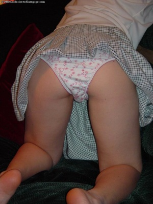 Young Upskirt